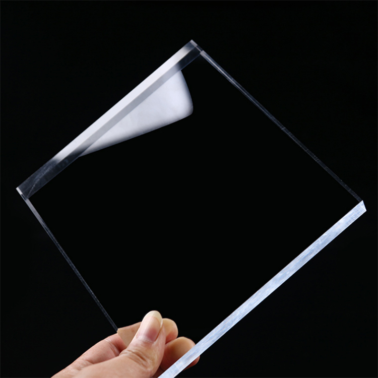 Customized high transparent and extra thick acrylic sheet